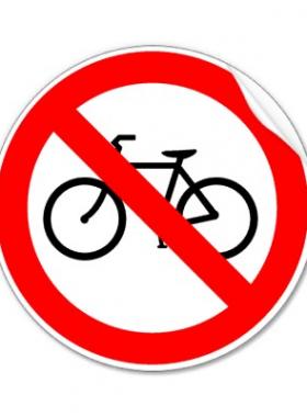 Parking pieszo-rowerowy !
